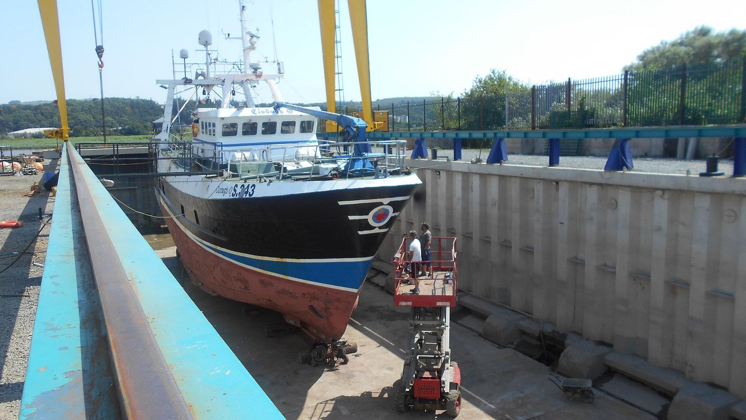 Dry dock Summer